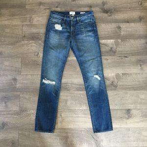 FRAME Denim L'Homme Slim Fit Jean Size 30